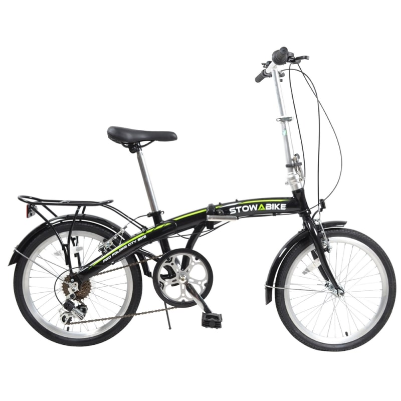 EX-DEMO Stowabike Pro Alloy Folding Compact City Road Bike