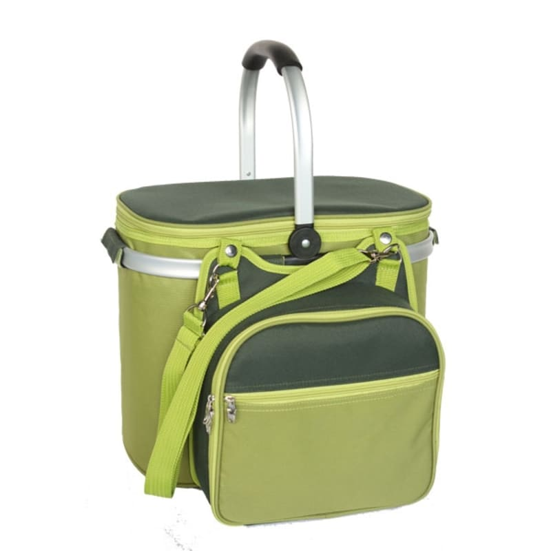 Confidence Picnic Basket Green