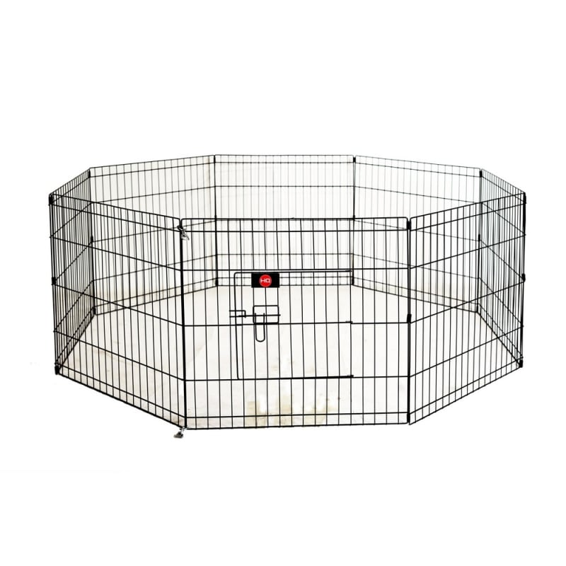 HQ Pet Metal Dog Playpen - Small