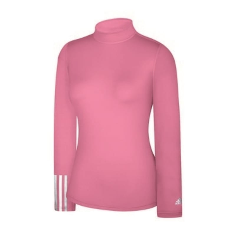 Adidas Womens Techfit Thermal Long Sleeve Mock
