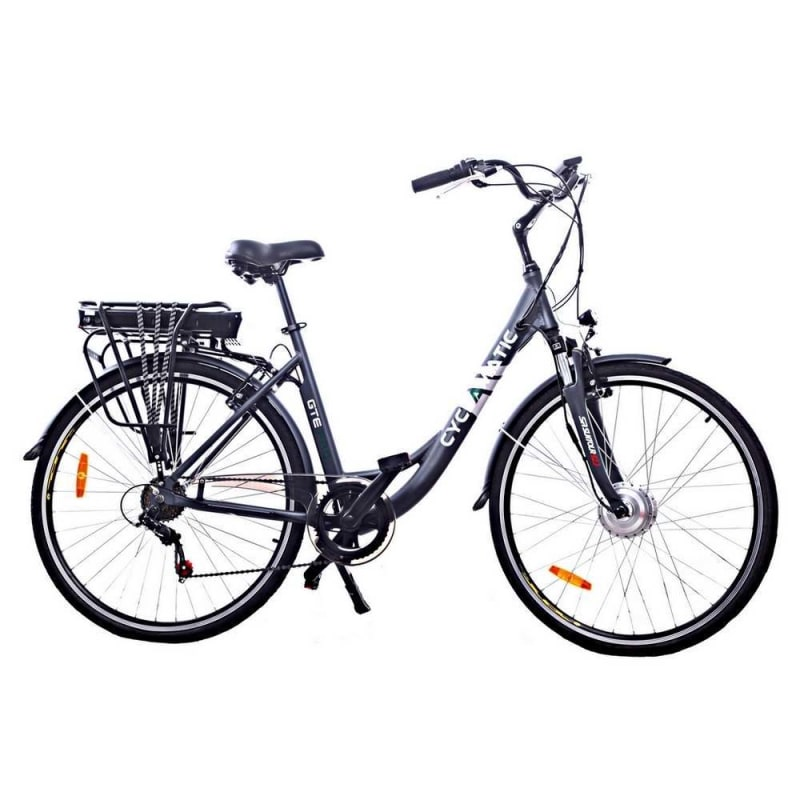 Ex-Demo Cyclamatic GTE Pro Step-Through Alloy eBike