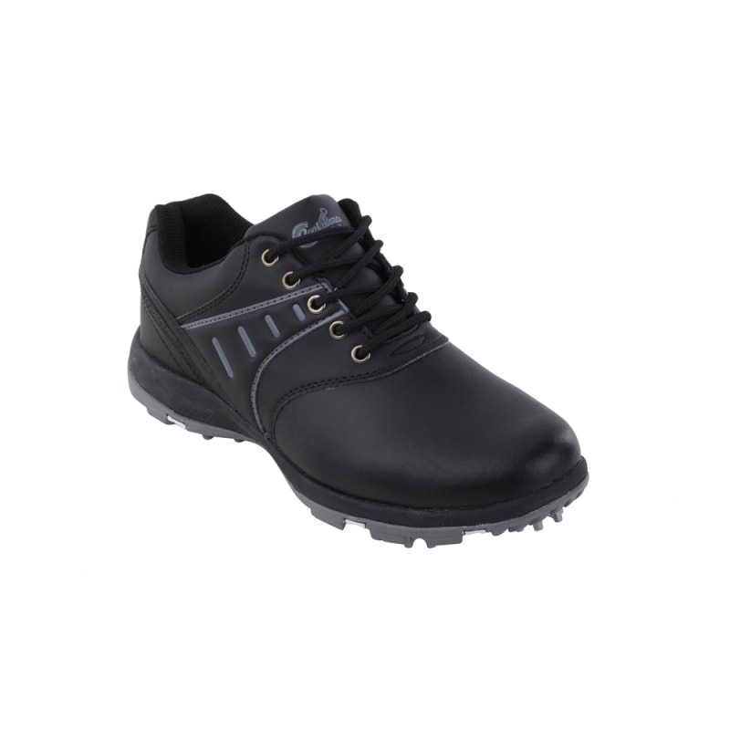 Confidence III Waterproof Golf Shoes - Black