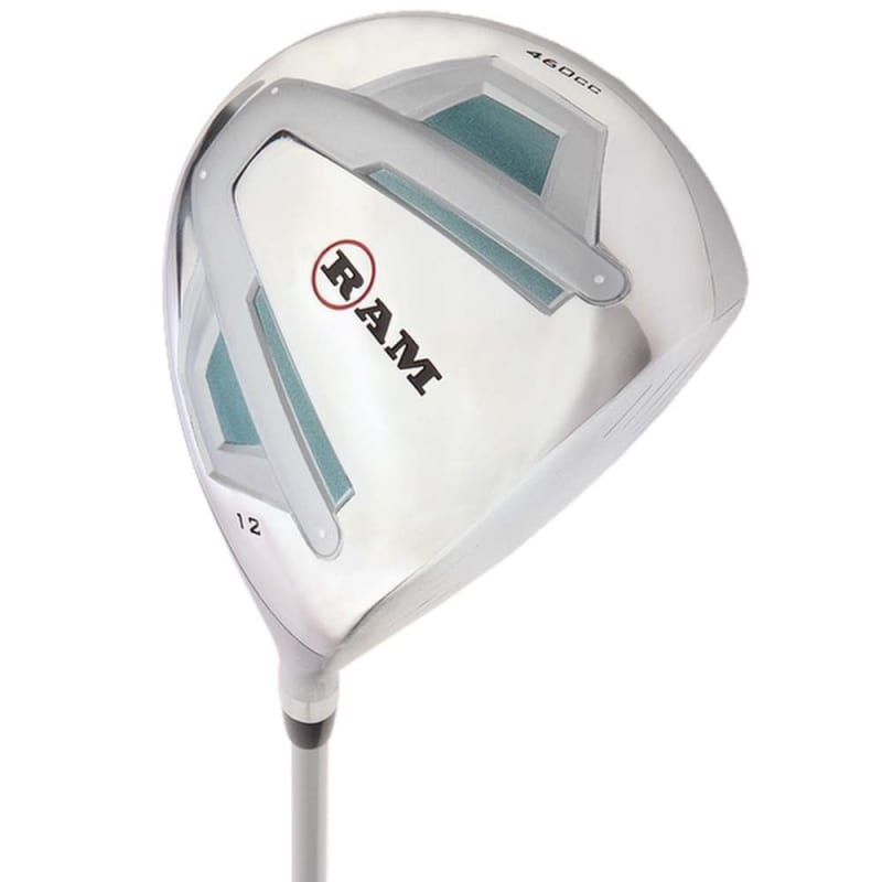 Ram Golf  Accubar Petite Golf Clubs Set - Graphite Shafted Woods and Irons - Ladies RIght Hand #
