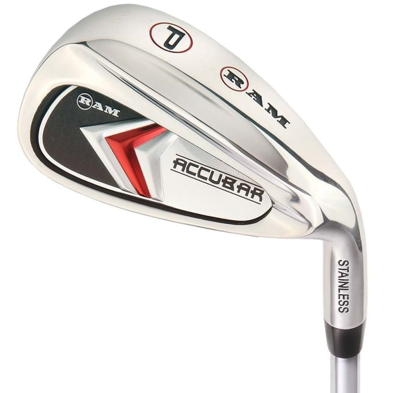 Ram Golf Accubar Mens Clubs All Graphite Iron Set 6-7-8-9-PW with Hybrids 24° and 27° #4