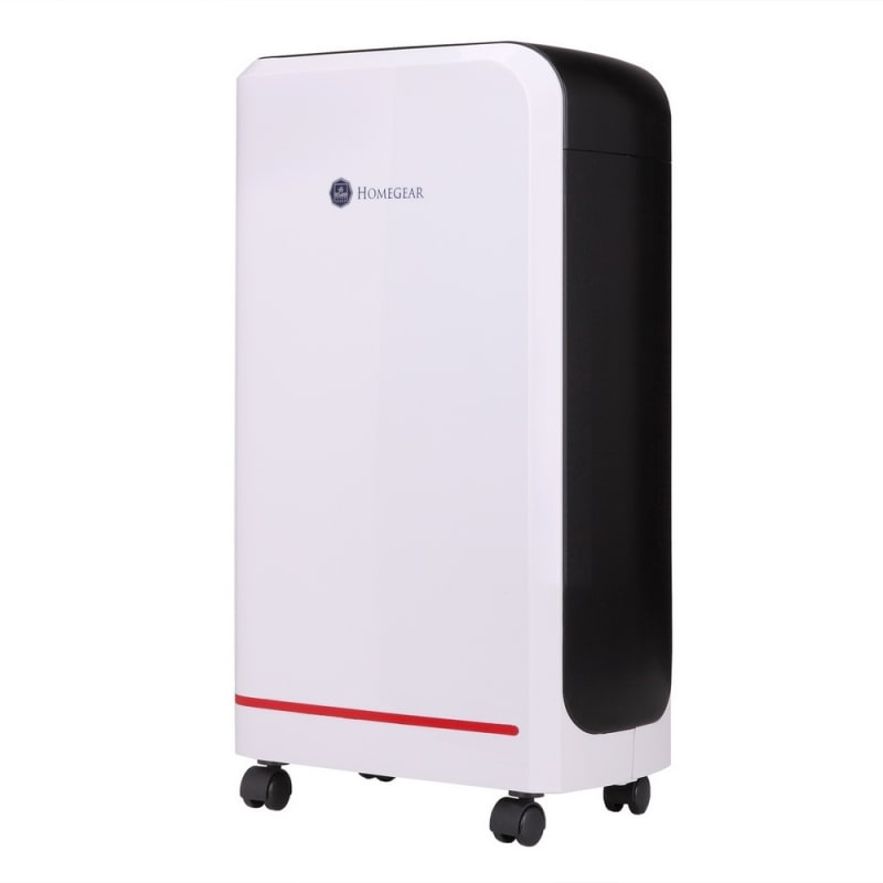 EX-DEMO Homegear Portable 10 Litre Dehumidifier