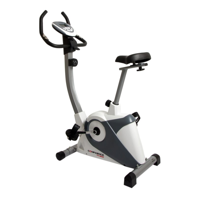 Confidence Fitness MKII Pro Magnetic Exercise Bike