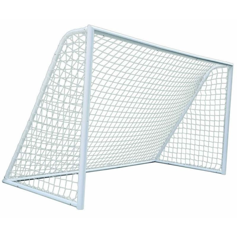 Ex-Demo Woodworm 12ft Heavy Duty Metal Goal Post and Net
