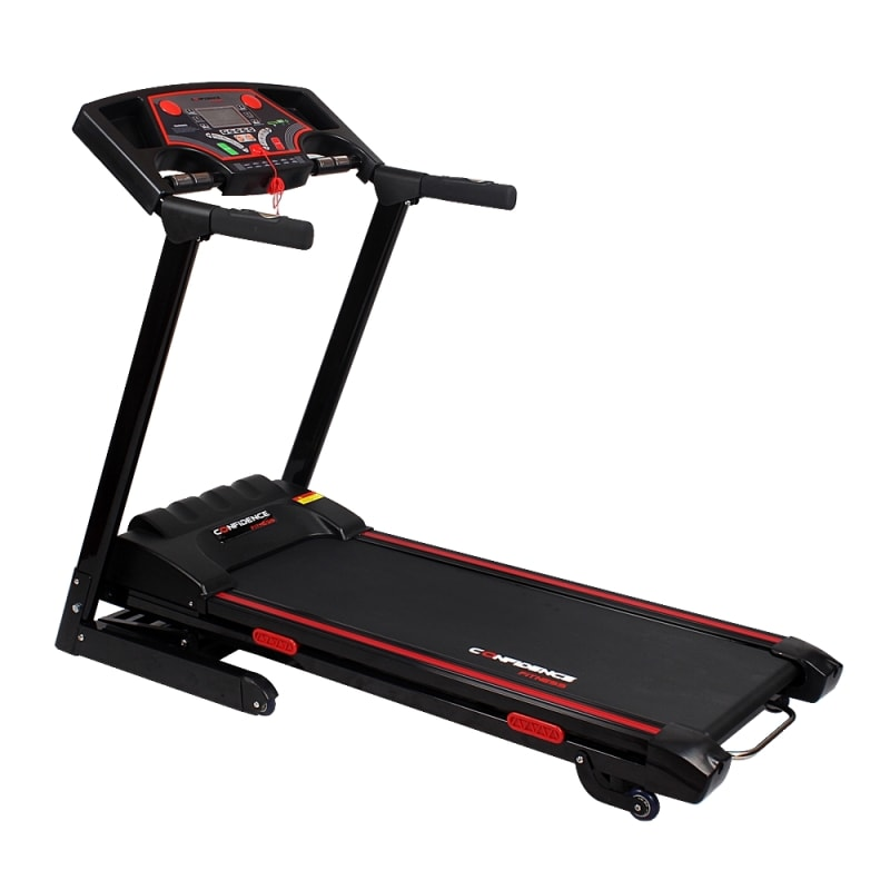 Ex-Demo Confidence EPS Heavy Duty Motorised Treadmill