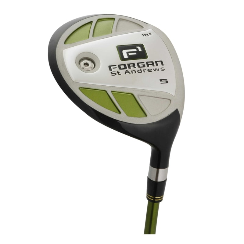 Forgan Golf Series 1 Custom Fit Fairway Wood #