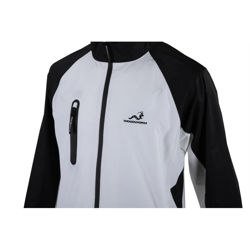 Woodworm Golf V2 Mens Waterproof Suit White #1