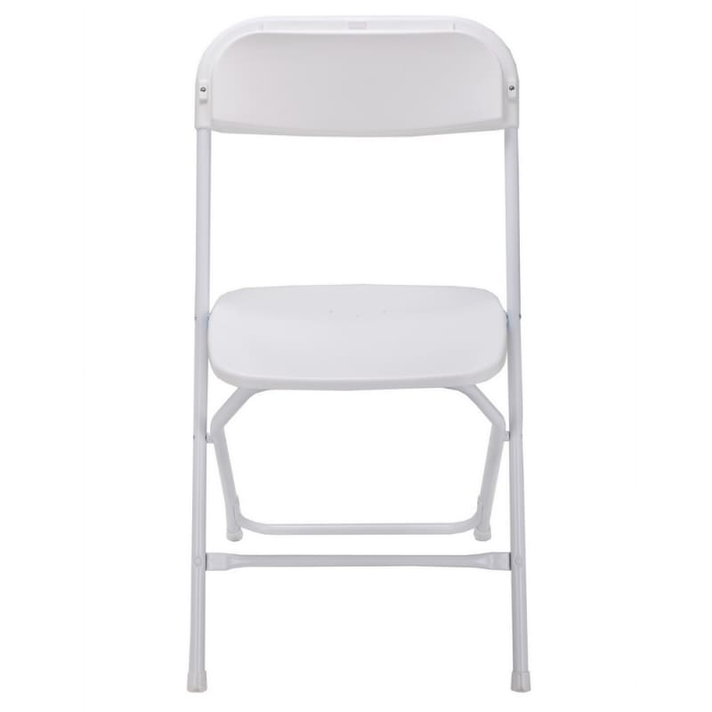 Palm Springs Heavy Duty Folding Plastic/Steel Chairs – 4 PACK #3