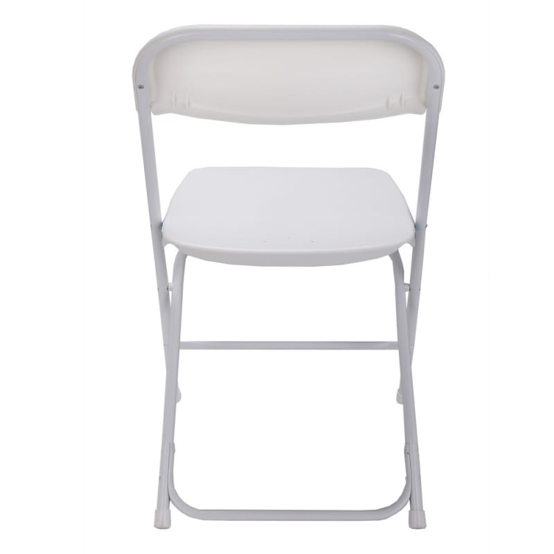 Palm Springs Heavy Duty Folding Plastic/Steel Chairs – 4 PACK #4