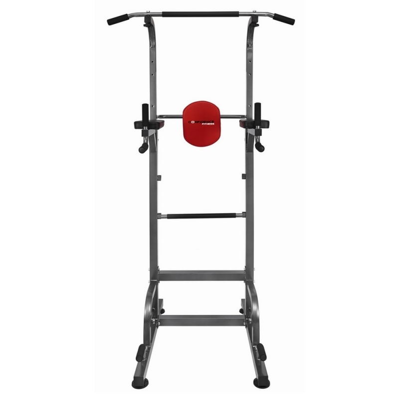 Confidence Fitness Olympic Power Tower Station for Pull or Chin Ups/Dips/Knee Raises