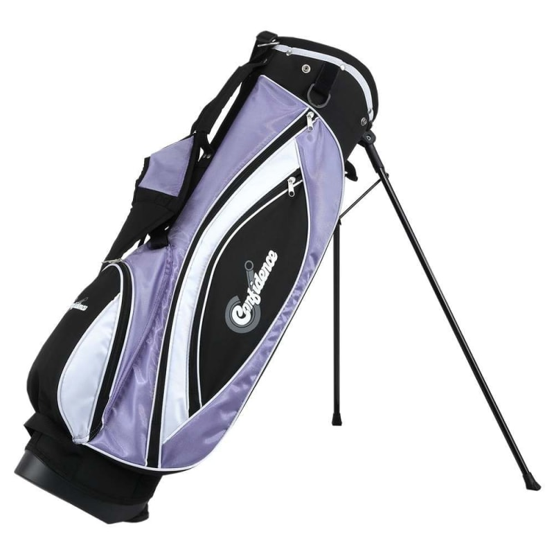 OPEN BOX Confidence Golf Lady Power V3 Club Set & Stand Bag #5