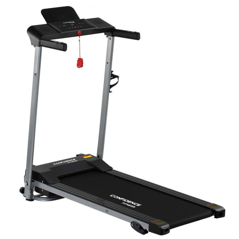 EX-DEMO Confidence Fitness Ultra Pro Treadmill Electric Motorised Running Machine