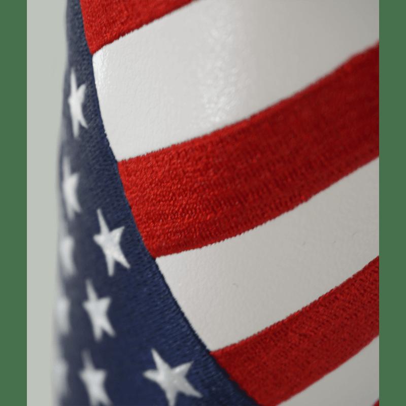 Ram Golf USA Stars and Stripes PU Leather Headcover - Driver #2