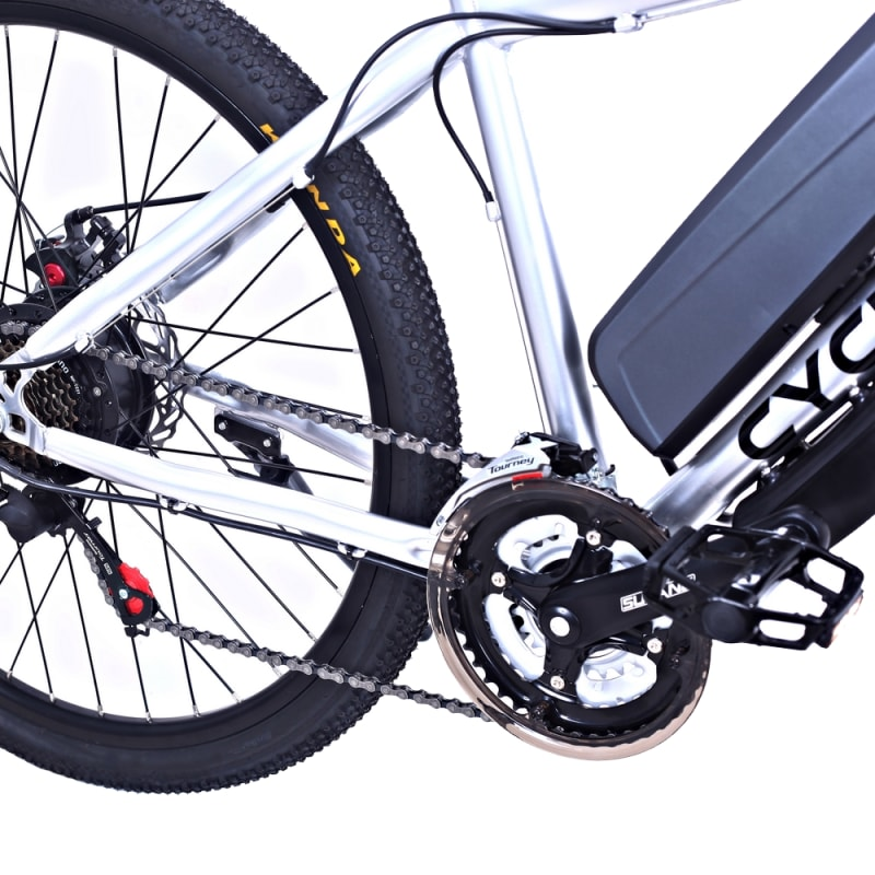 Cyclamatic Power Plus CX1 Electric Mountain Bike #2