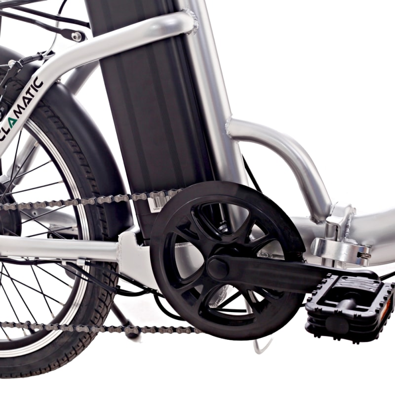 Cyclamatic CX2 Folding Electric Bike #2