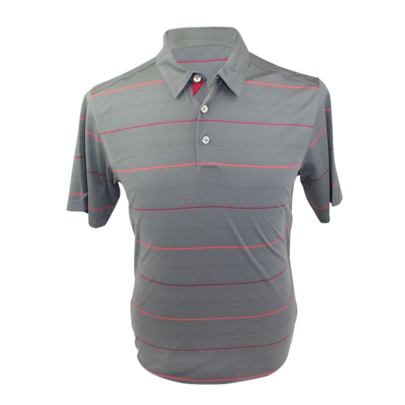 Ashworth Performance EZ SOF Stripe Polo