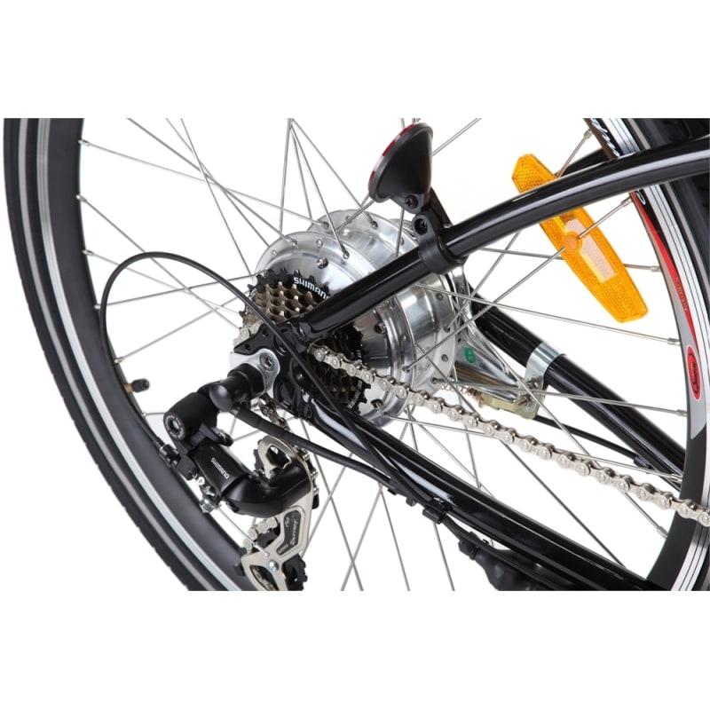 Cyclamatic Power Plus Electric Bike - Black #4