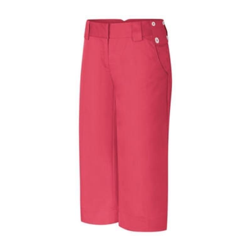 Adidas ClimaLite Ladies Pinstripe Trousers - Pink
