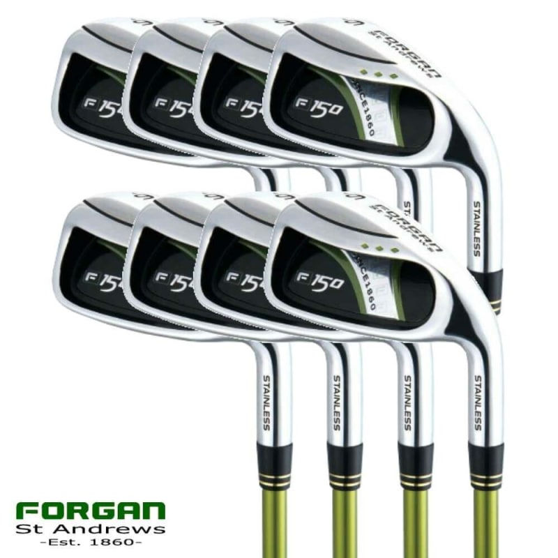 Forgan of St Andrews F150 Golf Iron Set 4-SW MLH