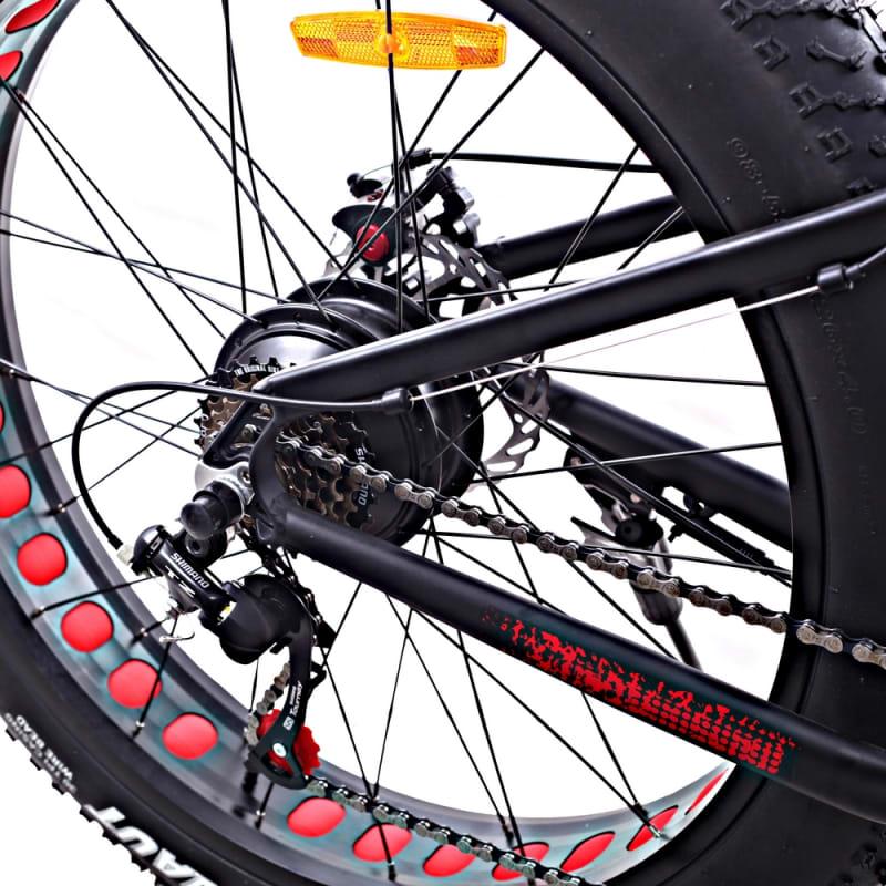 Cyclamatic Fat Tire Electric Mountain Bike / eBike #3