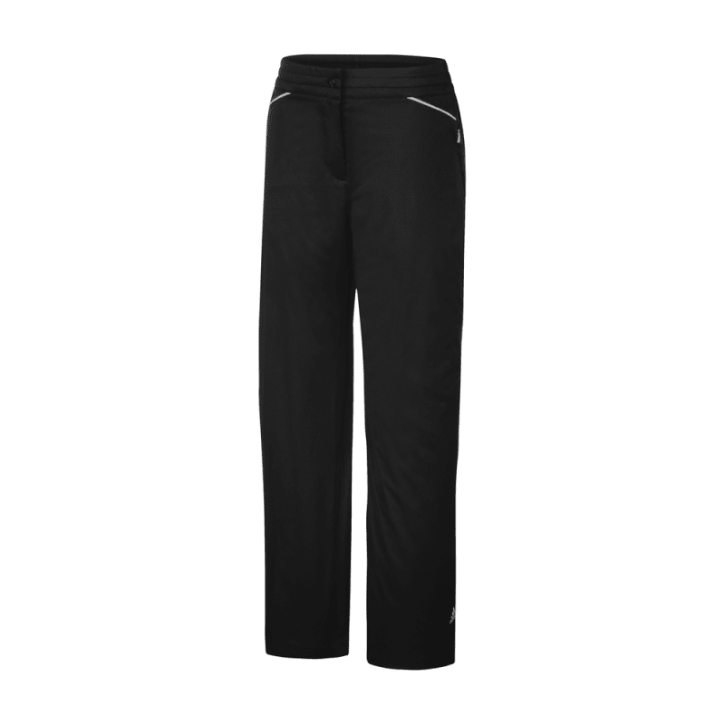 Adidas ClimaProof Ladies Soft Shell Trousers - Black Size 16