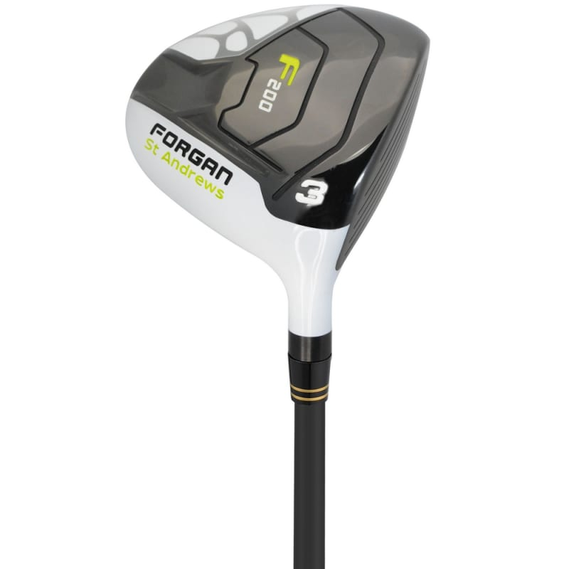 Forgan of St Andrews F200 18° #5 Fairway Wood Right Hand - Graphite Shaft - Regular Flex #