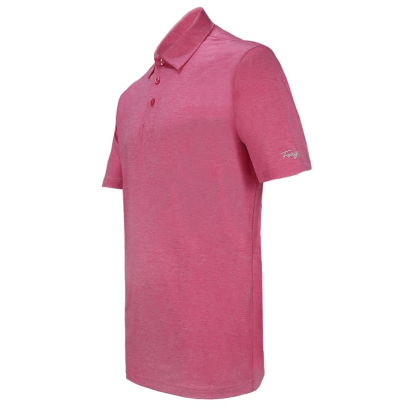 Forgan of St Andrews Premium Heather Golf Shirts 3 Pack - Mens #2