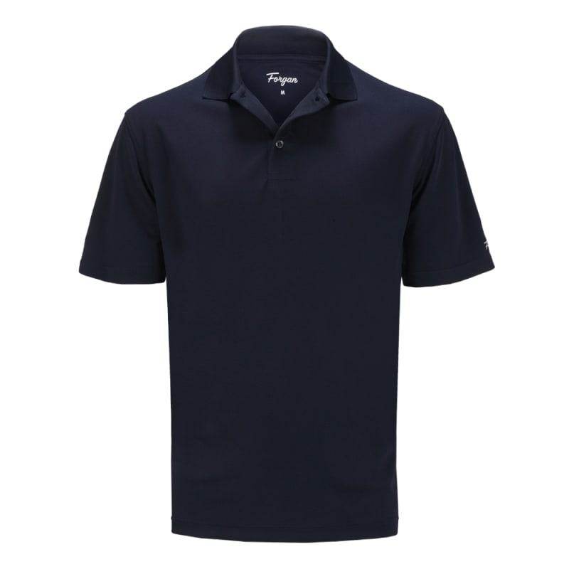 Forgan of St Andrews Premium Performance Golf Shirts 3 Pack - Mens #