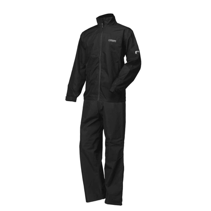 Forgan Waterproof Suit Black