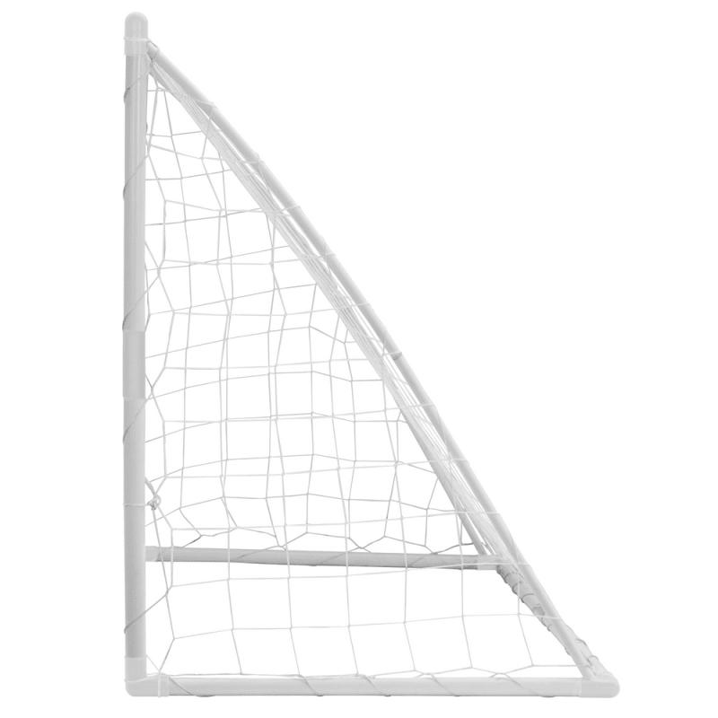 Woodworm 6' x 4' Portable Plastic Soccer Goal #3