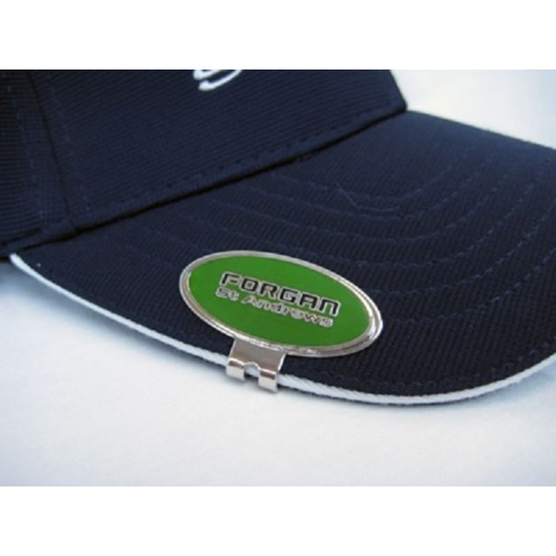 Forgan Hat/Visor Clip-On Magnetic Ball Marker #