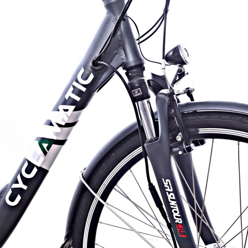 OPEN BOX Cyclamatic GTE Pro Step-Through Alloy eBike / Electric Bike #1