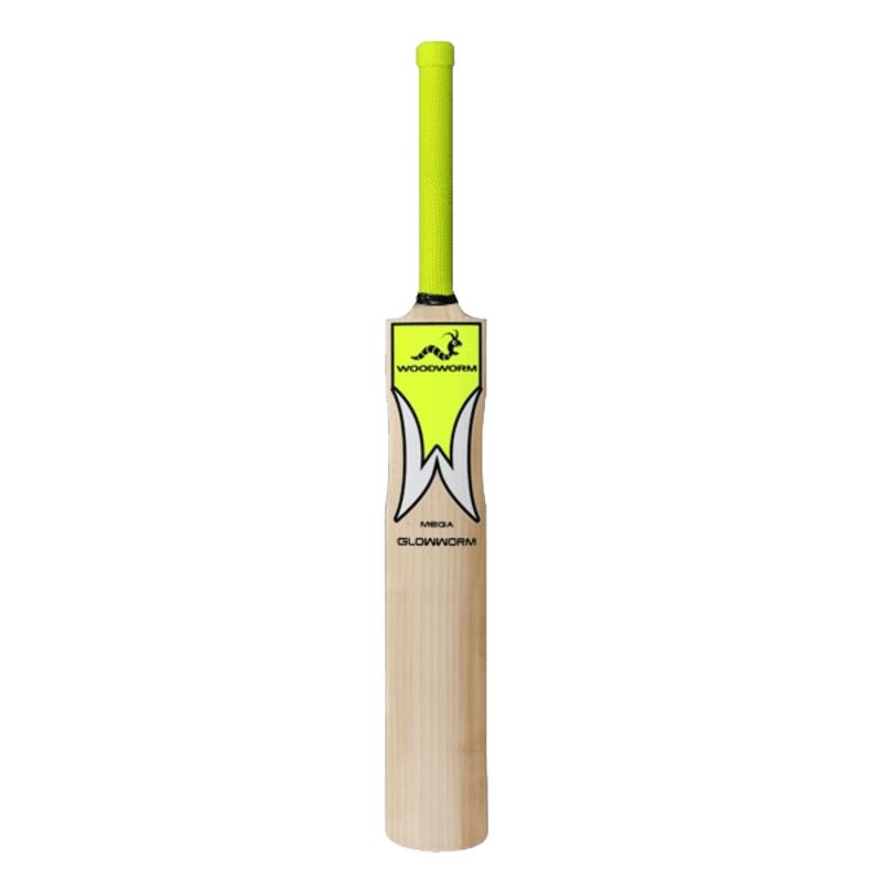 Woodworm Glowworm Mega Junior Cricket Bat