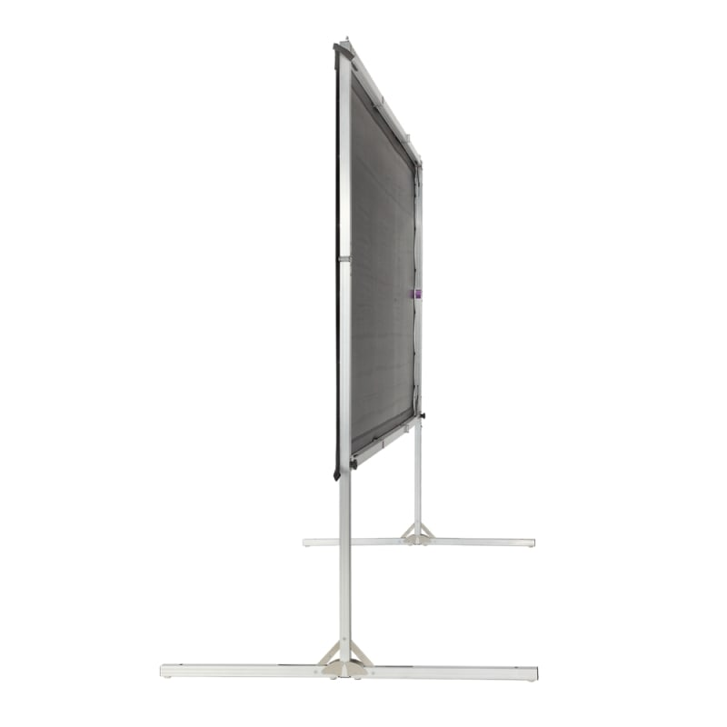 """Homegear Fast Fold Portable 110"""" Projector Screen 16:9 HD for Indoor/Outdoor Use #3"""