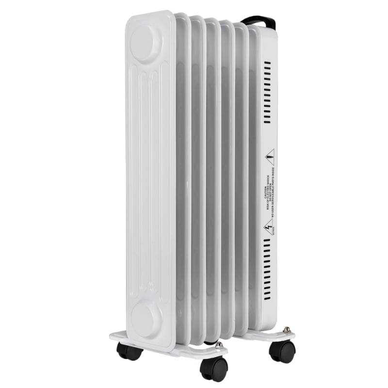 OPEN BOX Homegear Oil Filled Radiator Heater with Dual Heat Settings #2