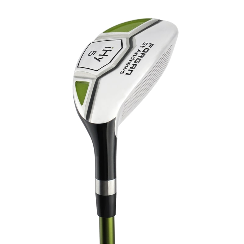 Forgan of St Andrews iHy Hybrid Combo Irons Set - 3-SW #2