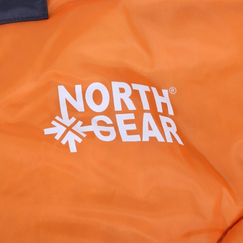 North Gear Camping Envelope Sleeping Bag With Hood #7