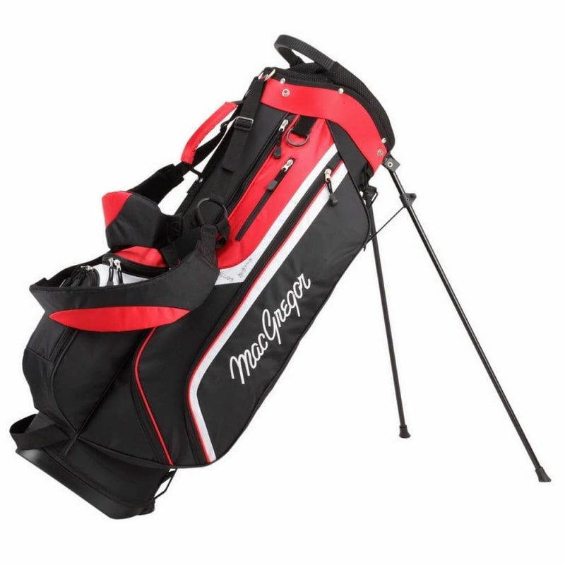 MacGregor Golf CG3000 Golf Clubs Set with Bag, Mens Right Hand, Graphite/Steel #6