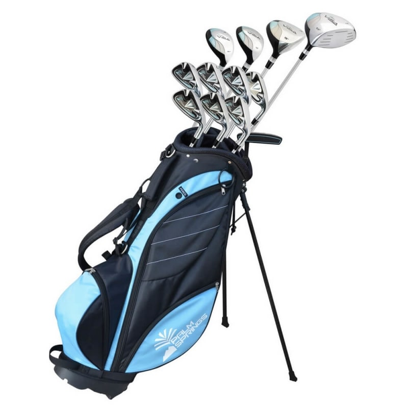 "Palm Springs Visa V2 Graphite Ladies Golf -1"" Set"