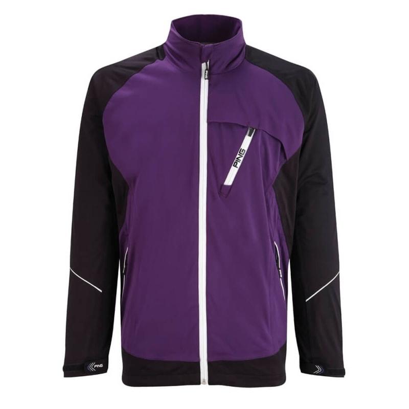Ping Response WP Jacket Purple