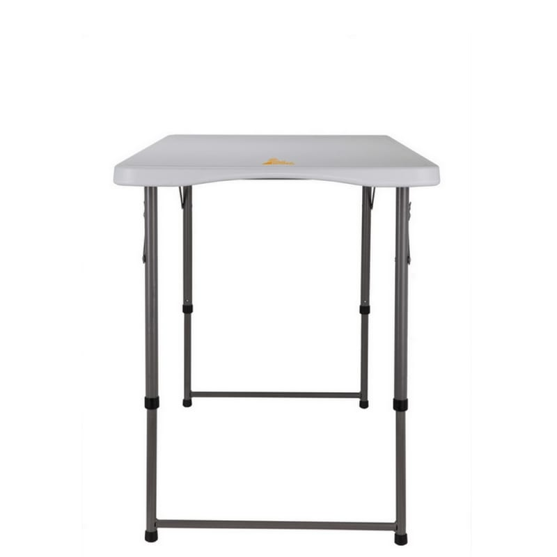 Palm Springs Portable 4ft Adjustable Height Plastic Folding Table #2