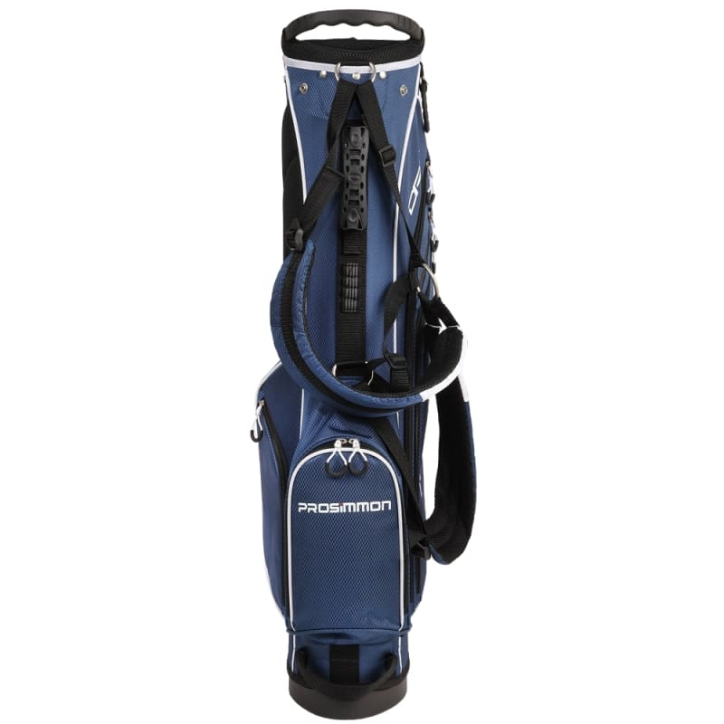 "Prosimmon Golf DRK 7"" Lightweight Golf Stand Bag with Dual Straps #2"