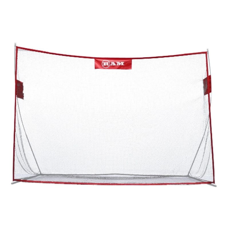 Ram Golf Deluxe Extra Large Portable Golf Hitting Practice Net #