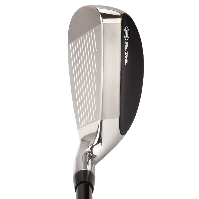 Ram Golf Laser Graphite Hybrid Irons Set 4-SW (8 Clubs) - Mens Left Hand #5