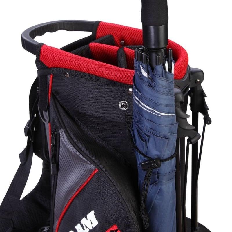 Ram Golf Lightweight Dual Strap Stand/Carry Bag #4