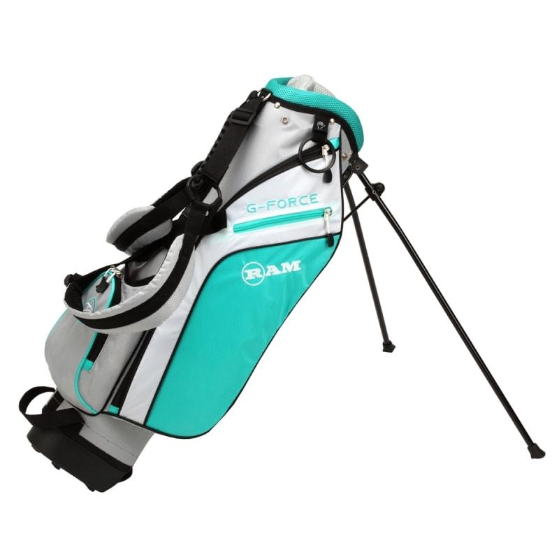 Ram Golf Junior G-Force Girls Golf Clubs Set with Bag Age 10-12 #6