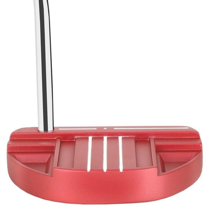 Ram Golf Laser Red Milled Face Mallet Putter #2